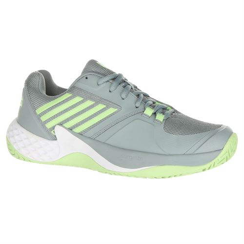 K Swiss Aero Court Womens Tennis Shoe - Abyss/Paradise Green