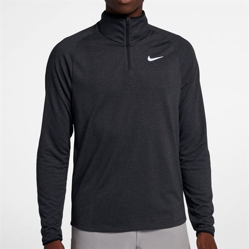 Nike Court Challenger 1/2 Zip - Black