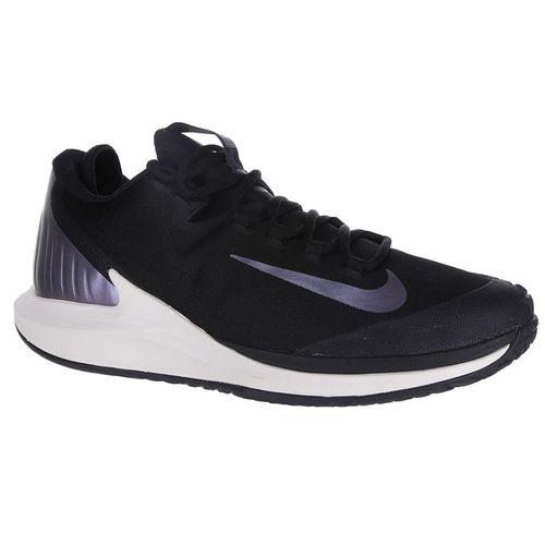 Nike Court Air Zoom Zero Mens Tennis Shoe - Black/Multi Color/Phantom/Psychic Purple