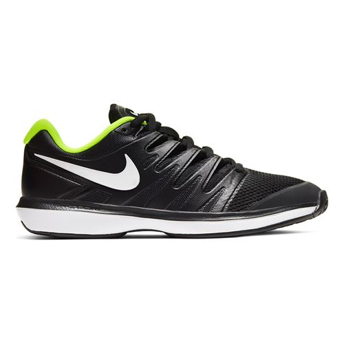 Nike Air Zoom Prestige Mens Tennis Shoe Black/White/Volt AA8020 007