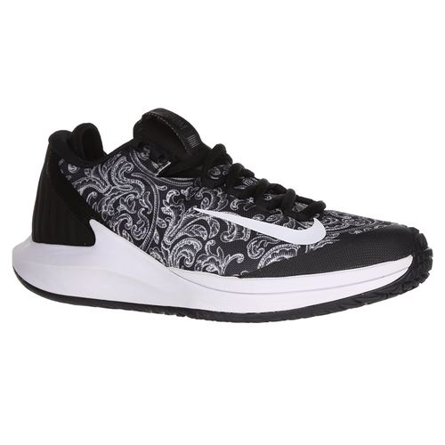 e2e725796d Nike Court Air Zoom Zero Womens Tennis Shoe - Black/White
