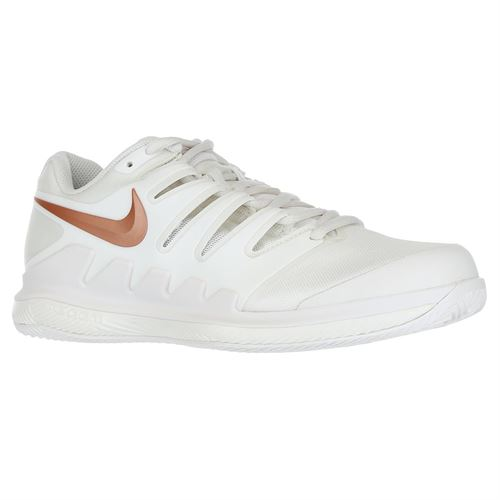 afe4852033c9 Nike Air Zoom Vapor X Clay Womens Tennis Shoe - Phantom Metallic Rose Gold