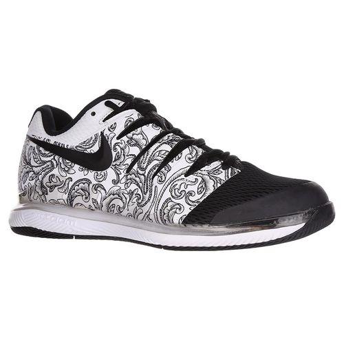 267ac159725b01 Nike Air Zoom Vapor X Womens Tennis Shoe - White/Black