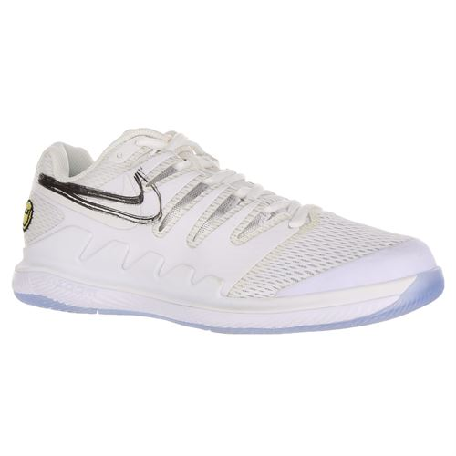 Nike Air Zoom Vapor X Womens Tennis Shoe - White/Metallic Summit/Black/Canary