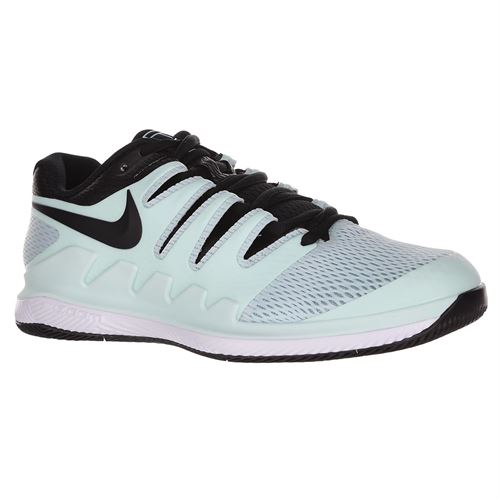 Nike Air Zoom Vapor X Womens Tennis Shoe - Teal Tint/Black/White