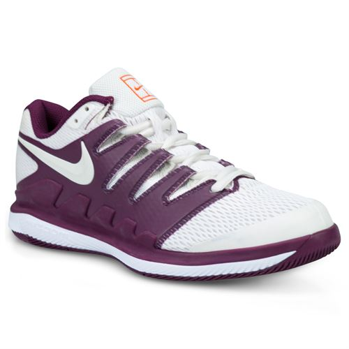 97ad4bd5d344 Nike Air Zoom Vapor X Womens Tennis Shoe - Bordeaux Phantom White Orange  Blaze