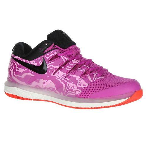 b059685ce51ad Nike Air Zoom Vapor X Womens Tennis Shoe - Active Fuchsia/Black/Psychic Pink
