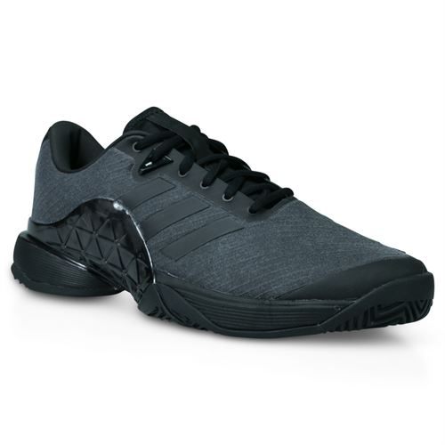 adidas black tennis shoes