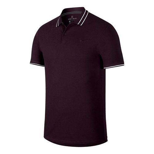 Nike Court Advantage Polo - Burgundy