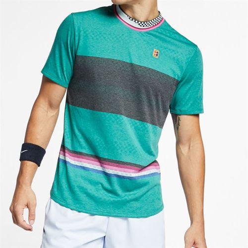 0719d8b960ab Nike Court Challenger Crew - Mystic Green