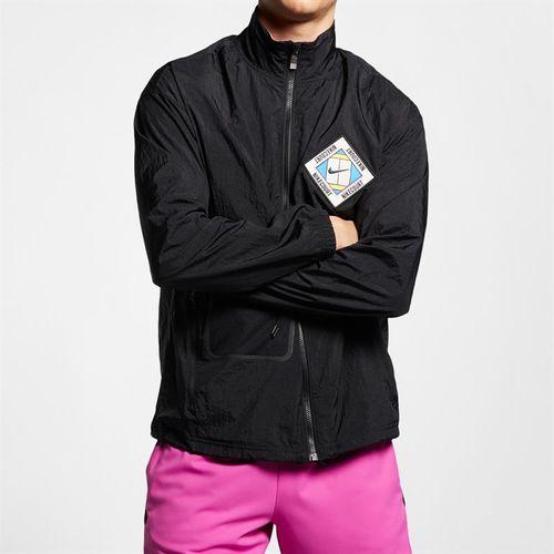 Nike Court Stadium Jacket Full Zip - Black
