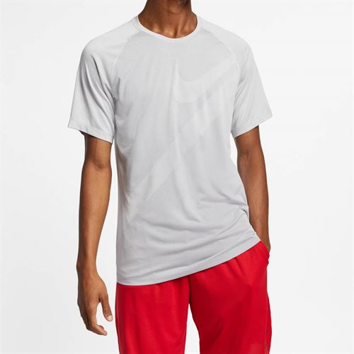 e532bedc Nike Pro Training Shirt, AJ8850 078 | Men's Tennis Apparel