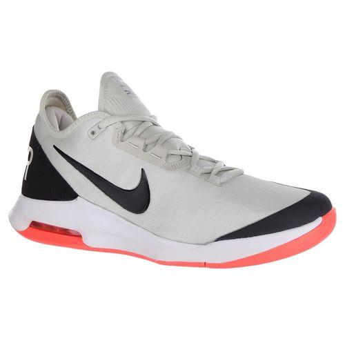 9ae697969e199 Nike Air Max Wildcard Mens Tennis Shoe - Light Bone/Black/Hot Lava/