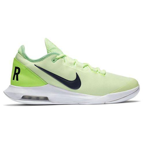 Nike Court Air Max Wildcard Mens Tennis Shoe Light Smoke Grey/Blue Hero/Off Noir/White AO7351 005