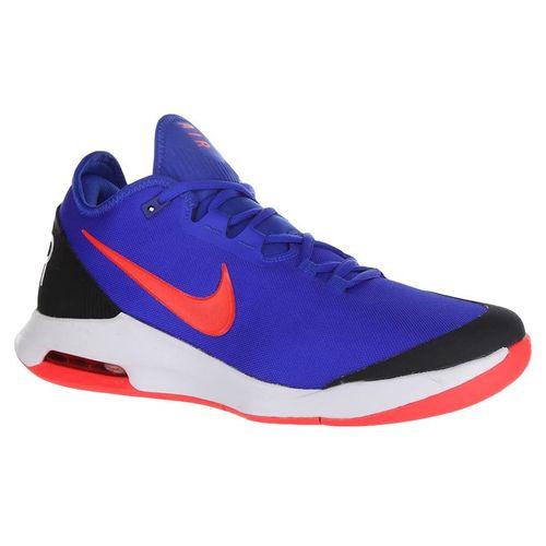 0735e836466e0 Nike Air Max Wildcard Mens Tennis Shoe - Racer Blue/Bright Crimson/Black
