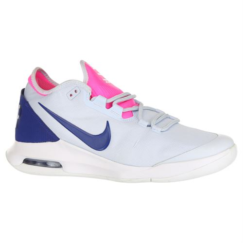 e9a46f35b Nike Air Max Wildcard Womens Tennis Shoe - Half Blue Indigo Force White