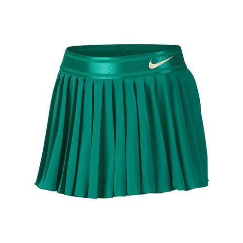 Nike Girls Court Victory Skirt - Neptune Green/Guava Ice