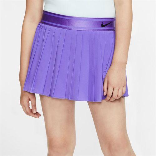 Nike Girls Court Victory Skirt - Psychic Purple/Black