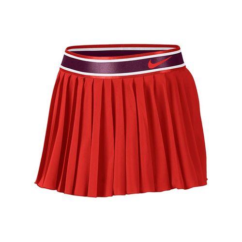 Nike Girls Court Victory Skirt - Habanero Red