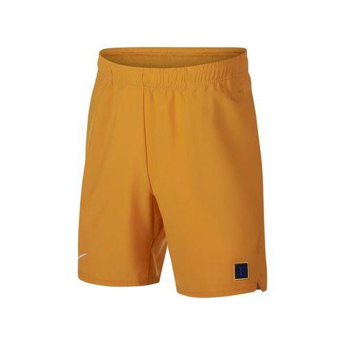 Nike Boys Court Flex RF Ace Short - Gold Leaf/Metallic Gold/White