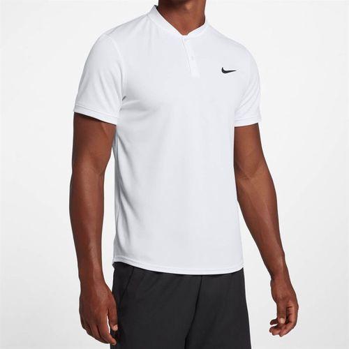 36ea37db Nike Court Dry Blade Polo, AQ7732 100   Men's Tennis Apparel