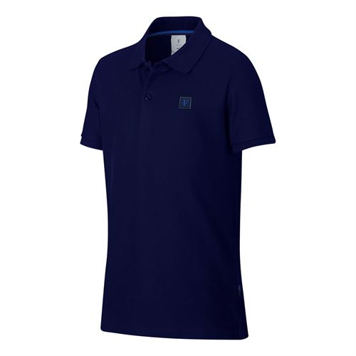 Nike Boys RF Polo - Blue Void