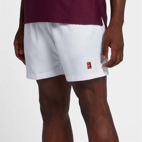 Nike Court Dry Short - White