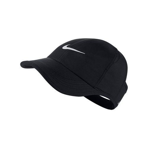 Nike Womens Court Featherlight Hat - Black