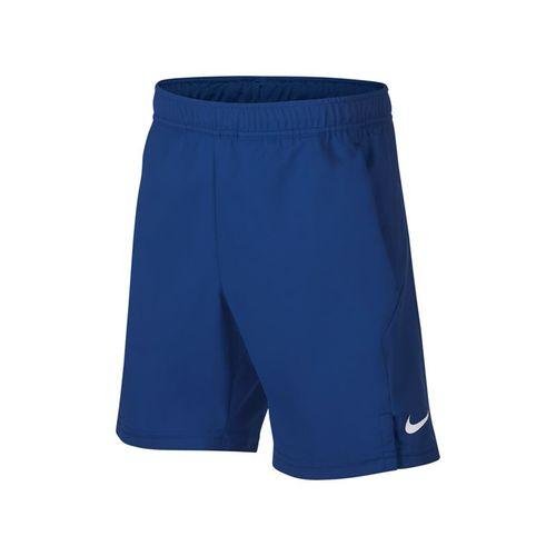 half off 22cc2 8cf2b Nike Boys Court Dri-FIT Short - Indigo Force White