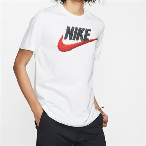 605e4114 Nike Sportswear Tee, AR4993 100 | Men's Tennis Apparel