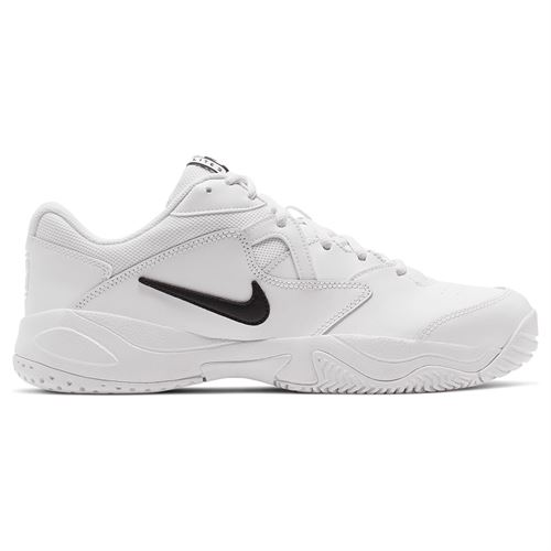 Nike Court Lite 2 Mens Tennis Shoe - White/Black