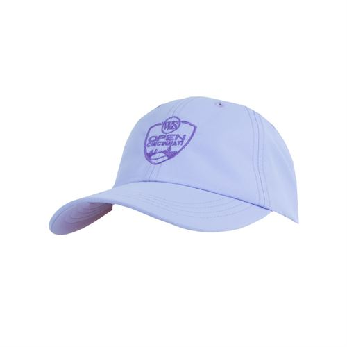 Western and Southern Open Logo Hat - Pale Purple