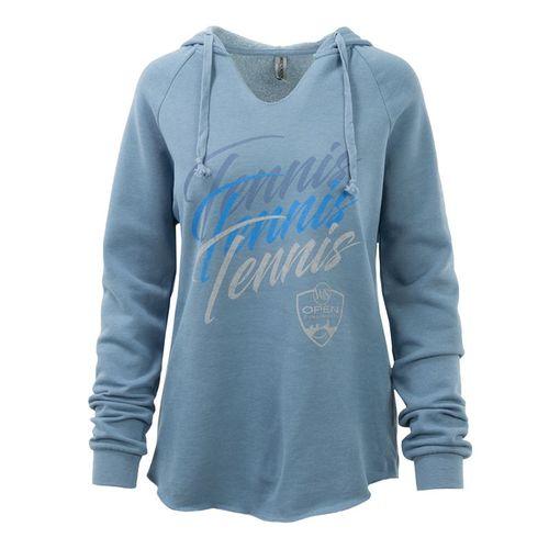 W&S Tennis Hoodie Misty Blue ASW19 25