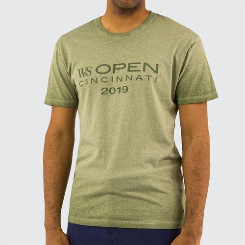 W&S Open Tee Green ASW19 35