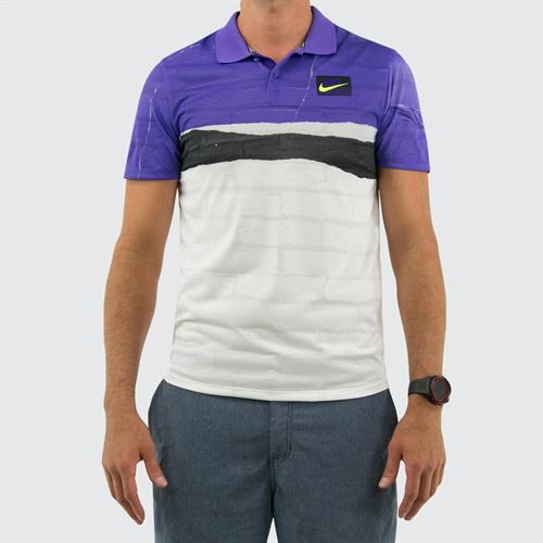 Nike Advantage Polo NY - Psychic Purple