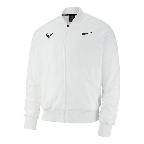 Nike Court Rafa Jacket - White/Black