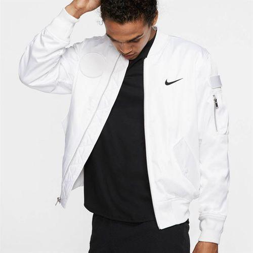 Nike Court Slam Jacket - White/Black