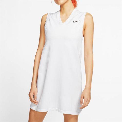 Nike Court Maria Dress - White/Black
