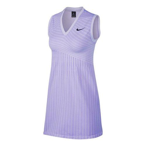 Nike Court W Maria Dress - Purple Agate/Black