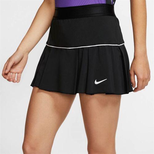 Nike Court Victory Skirt - Black/White