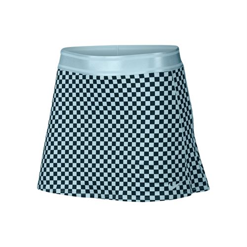 new product a29b3 a22bf Nike Court Dry Performance Skirt - Topaz Mist Black
