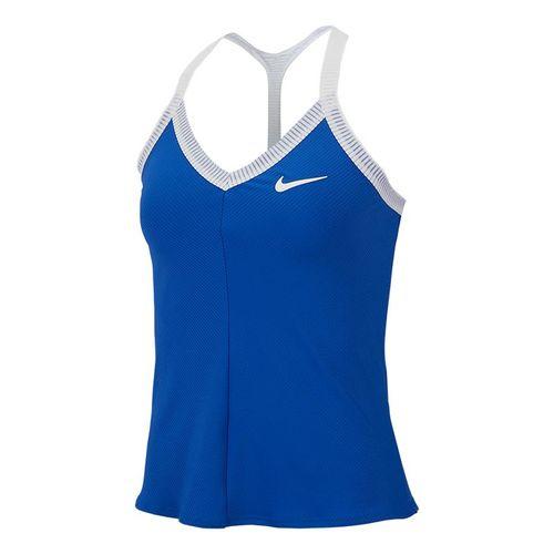 Nike Maria Tank Womens Game Royal/White AT9182 480