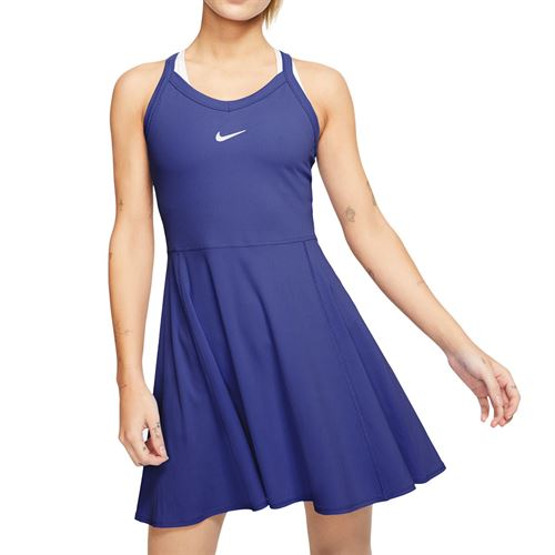 Nike Court Dri Fit Dress Womens Rush Violet/White AV0724 554