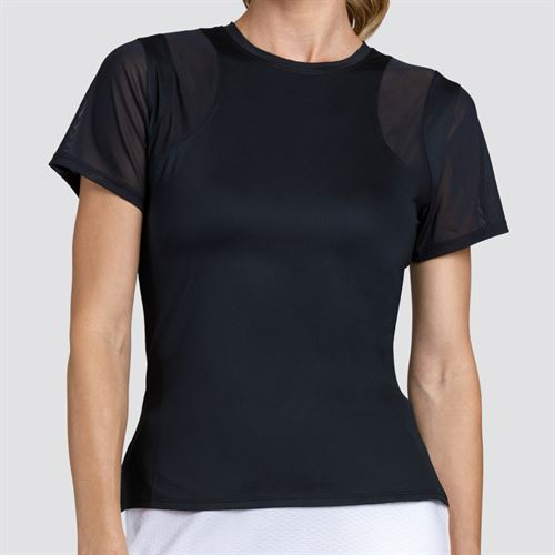 Tail Core Short Sleeve Top - Onyx
