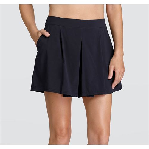 Tail Core Pleated Short - Black