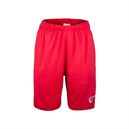Athletic DNA Boys Legacy Knit Short - Red