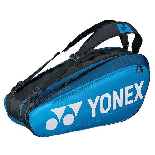 Yonex Pro Racquet 6 Pack Tennis Bag - Blue