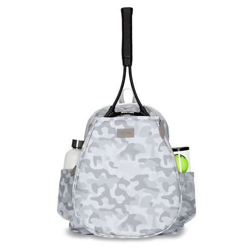 Ame and Lulu Game On Backpack - Camo Grey