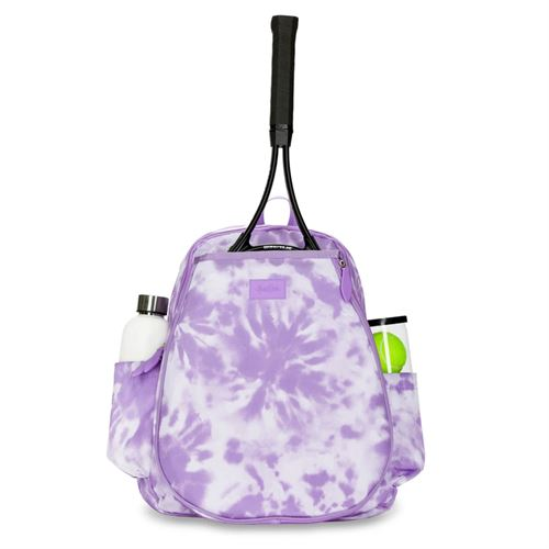 Ame and Lulu Game On Backpack - Tie-Dye Lavender