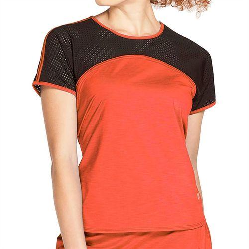 Eleven Bold Astrix Tee Shirt Womens Hibiscus BD3126 604